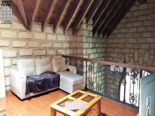 (crm-5206-809)  condominio horizontal rincon medieval en tetelpan