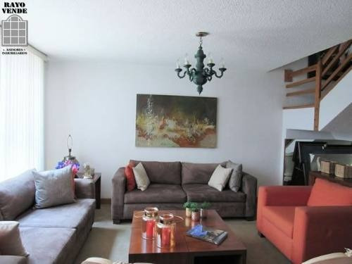 (crm-5206-826)  condominio horizontal en venta desierto de los leones