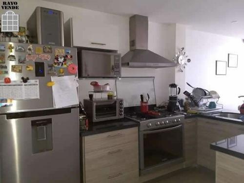(crm-5206-871)  departamento en venta roma sur