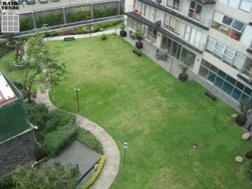 (crm-5206-902)  departamento en renta cerca de patio universidad