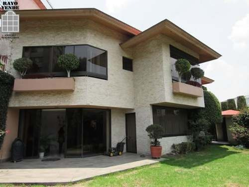 (crm-5206-912)  renta casa, jardines en la montaña