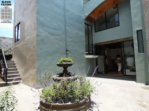 (crm-5206-961)  casa con vigilancia club de golf mexico