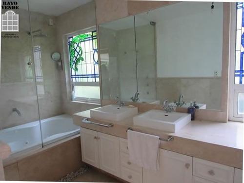 (crm-5206-964)  casa en renta con vigilancia coyoacan centro