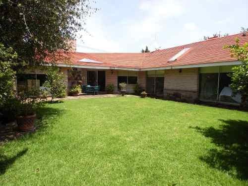 (crm-5206-966)  casa en venta una planta en pedregal