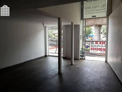 (crm-5206-970)  local en renta plaza comercial palmas en san jeronimo lidice