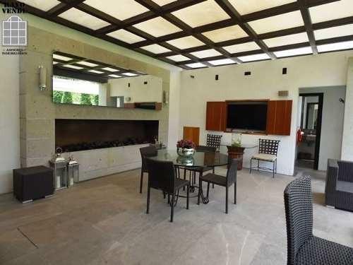 (crm-5206-995)  casa en venta pedregal con vigilancia