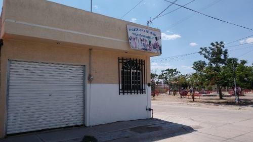 (crm-5268-228)  casa con local comercial en santo domingo león gto_