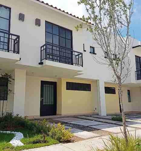 (crm-5268-293)  apartada - casa nueva en renta - la yesca - león, gto