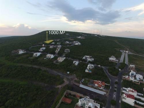 (crm-5268-353)  terreno panorámico en venta en lomas el pedregal - irapuato, gto.