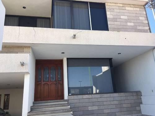 (crm-5268-37)  casa en renta ideal para oficinas sobre blvd. campestre, león, gto