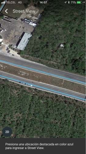 (crm-5360-102)  terreno comercial sobre carretera a progreso