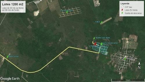 (crm-5360-124)  terreno para quinta en yaxkukul