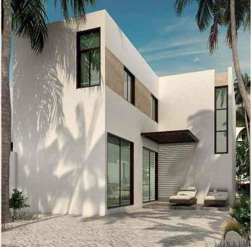 (crm-5360-126)  hermosa casa en puerto lindo chelem club de playa