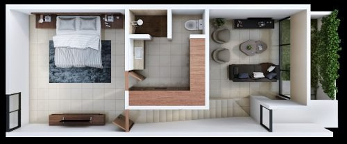 (crm-5360-139)  privada maculi townhouse cholul