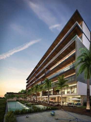 (crm-5360-149)  departamentos de lujo en puerto cancun (tipologia a)