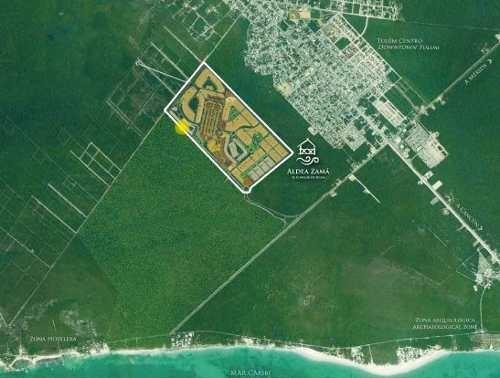 (crm-5360-150)  departamentos en tulum amaya