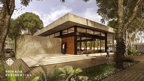 (crm-5360-178)  lotes residenciales en privada tamora