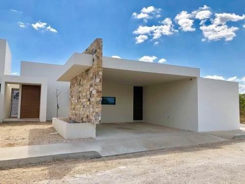(crm-5360-208)  casa de una planta en la mejor zona de dzitya