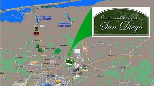 (crm-5360-211)  terrenos en residencial san diego cutz
