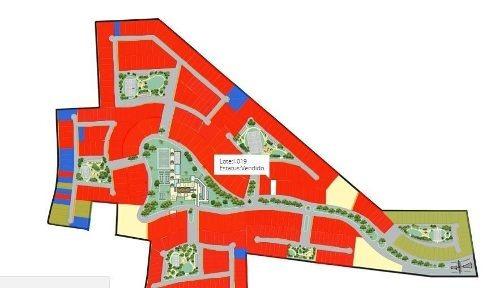 (crm-5360-229)  oportunidad, terreno en privada nortemerida sobre avenida principal