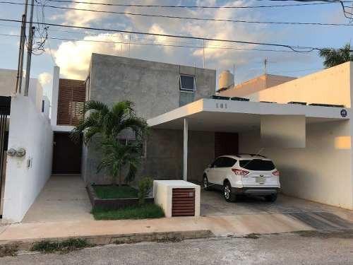 (crm-5360-50)  moderna y amplia casa en montes de amé