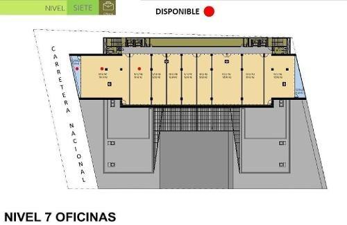 (crm-5549-154)  oficina en venta carretera nacional monterrey