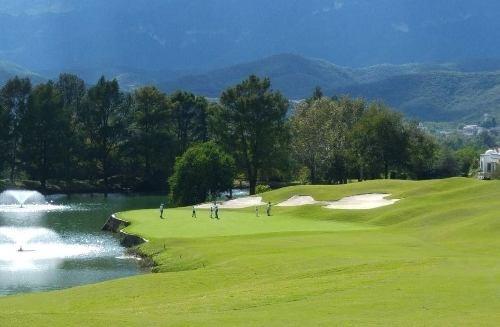 (crm-5549-26)  terreno en venta las misiones club de golf nuevo leon