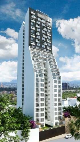 (crm-5571-1602)  alta vida pedregal-torre b - departamento tipo b-1601