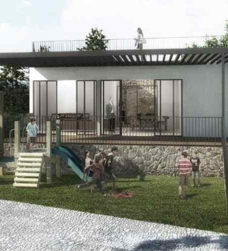 (crm-5571-1641)  casa en venta - arteaga y salazar 845 residencial -  casa 2