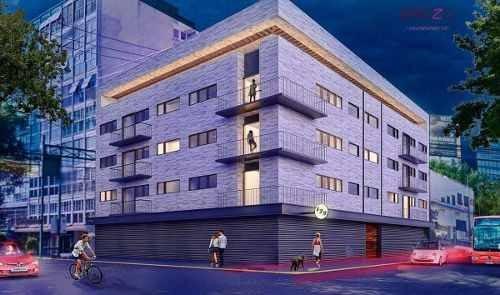 (crm-5571-1674)  departamento en venta - brezo chilpancingo 123 - 301