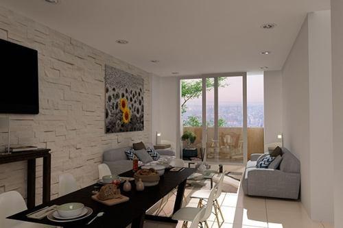 (crm-5571-1752)  departamento en venta - di napoli residencial-201