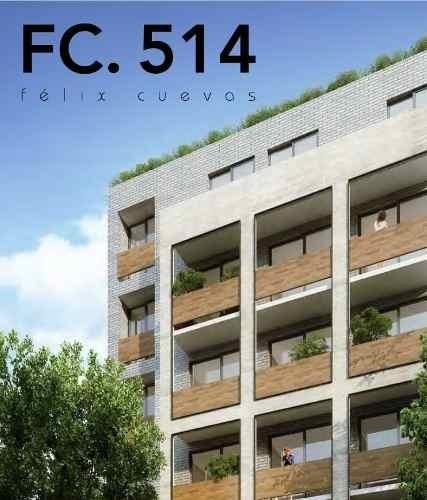 (crm-5571-1807)  departamento en venta - fc. 514 -402