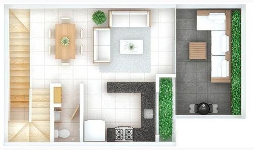 (crm-5571-2288)  casa en venta - castilla 242 -casa 2 int