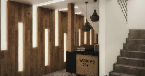 (crm-5571-2442)  departamento en venta - yacatas 232-302