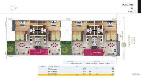 (crm-5571-2445)  departamento en venta - brezo querétaro - 103