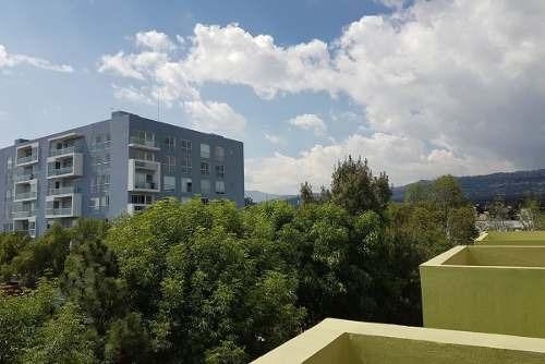 (crm-5571-2446)  departamento en venta - bosques de tepepan - pino p706