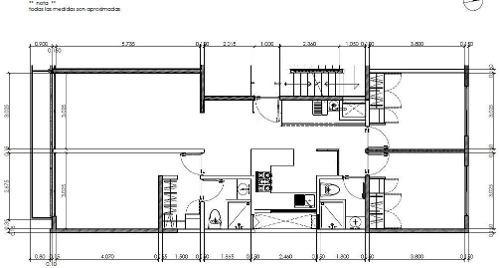 (crm-5571-2676)  departamento en venta - aitana residence - 302