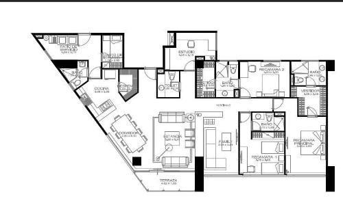 (crm-5571-2735)  departamento en venta - flow - 902 torre c