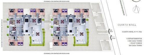 (crm-5571-2797)  departamento en venta - tokken azcapotzalco 440 - 207