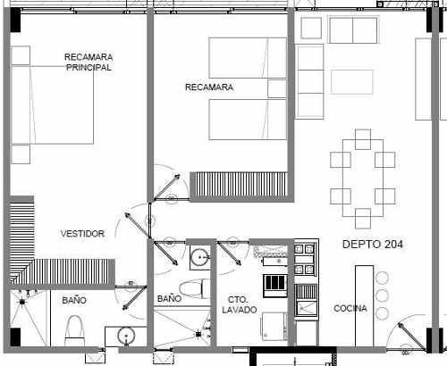 (crm-5571-3350)  departamento en venta - park alpes - 204