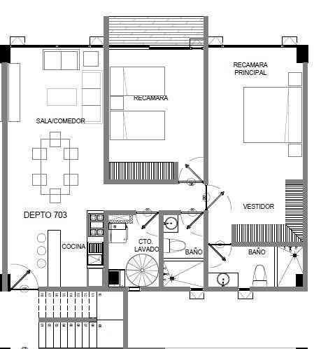 (crm-5571-3353)  departamento en venta - park alpes - 703