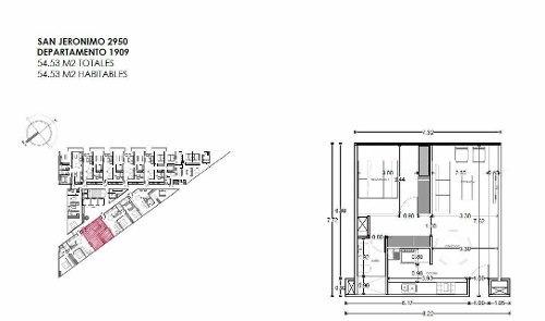 (crm-5571-3458)  departamento en venta - san jerónimo 2950- 309