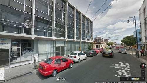 (crm-559-447)  edificio en renta en el carmen puebla