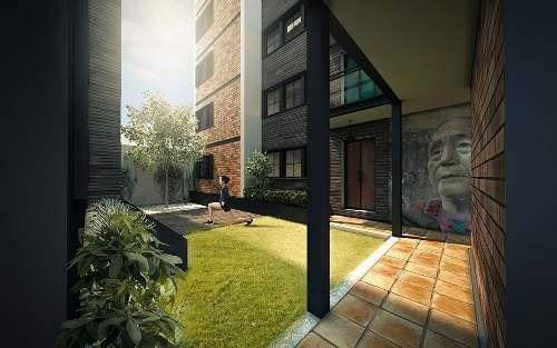 (crm-559-543)  departamento en pre-venta, deck apartments en cholula