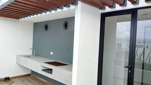 (crm-559-547)  residencia en venta lomas de angelópolis, parque baja california sur