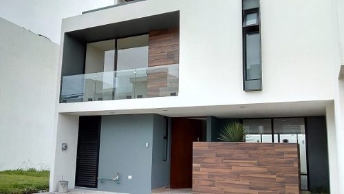 (crm-559-550)  residencia en renta lomas de angelópolis, parque baja california sur