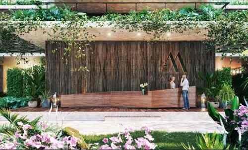 (crm-5832-113)   departamentos en tulum amelia luxury residences venta
