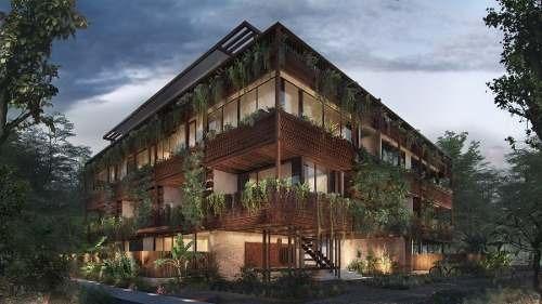 (crm-5832-116)  exclusivo departamento en tulum nuuch increíble desarrollo