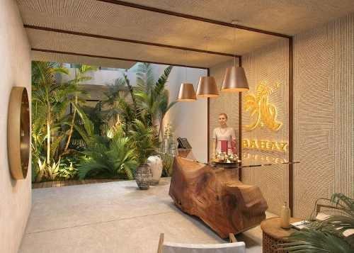(crm-5832-37)  estudio bahay playa del carmen excelente ubicacion inversion