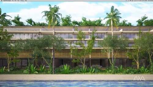 (crm-5832-45)   departamentos de lujo playa del carmen awa playacar preventa
